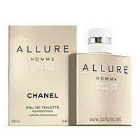 Allure Homme Edition Blanche от Chanel. Доставка цветов Cvety.by